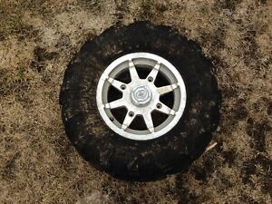 RZR 800 Rim and Tire
