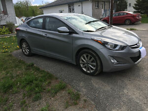 2016 Hyundai Elantra Sport Appearance With extended warrenty