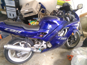 Summer fun CBR 600-Sold for full price-