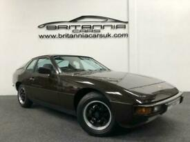 1980 (V) PORSCHE 924 2.0 TARGA