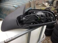 Vauxhall Astra h 3 dr electric passenger wing mirror