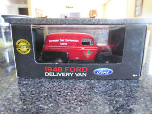 CTC Collectable 1948 Ford Delivery Van