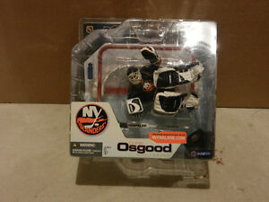 McFarlane NHL Action Figures Series 3: Chris Osgood Blue Jersey