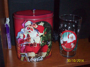 coke christmas collectables