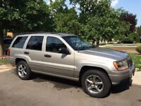 JEEP GRAND CHEROKEE CERTIFIED & E TESTED