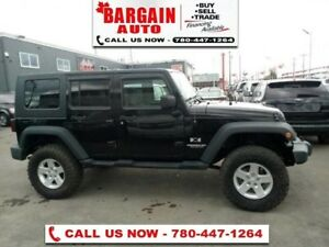 2009 Jeep Wrangler Unlimited sport