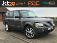 2005 55 LAND ROVER RANGE ROVER 2.9 TD6 VOGUE AUTO ARRIVING SOON