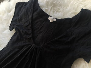 Wilfred Charcoal Dress