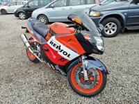 1998 Honda CBR1100XX SUPER BLACKBIRD 1100 XX-W Super Blackbird Tourer Petrol Man