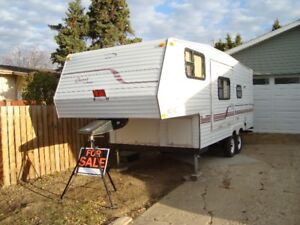 2001 Jayco Quest 5th wheel