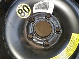 Vauxhall spare wheel 16 inch