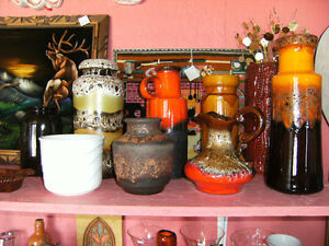 Lot de vases W Germany