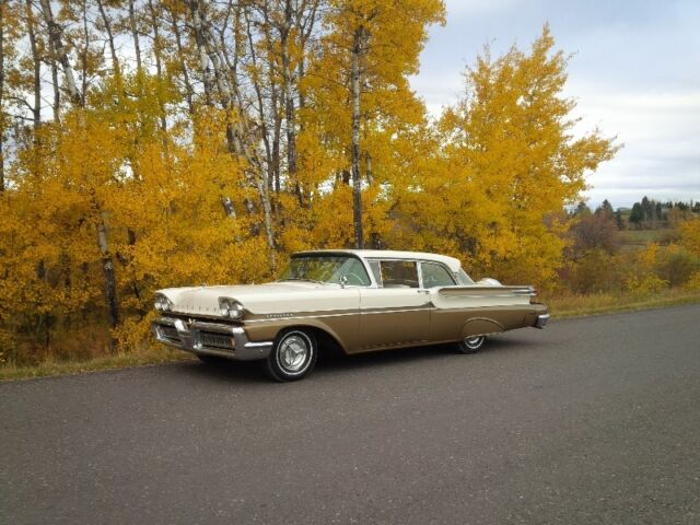 For Sale 1958 Mercury Monterey For C Bodies Only