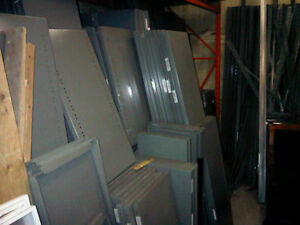 Metalware shelving in different sizes  sold per piece - delivery