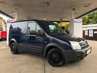 2002 Ford Transit Connect 1.8 TDdi T200 SWB LX Low Roof 4dr PANELVAN in BLU(...)