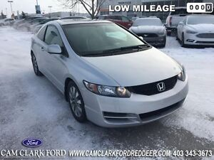 2011 Honda Civic EX-L   - Heated Seats - Low Mileage