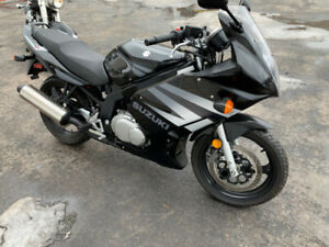 2004 SUZUKI GSF 500 SPORT TOURING ( WE FINANCE )