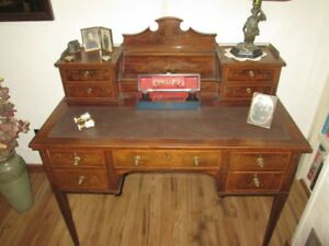 Antique Edwards and Roberts Ladies Writing Desk