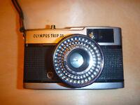 Camera Olympus Trip-35  Black