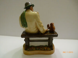 Royal Doulton Figurine (Lunchtime) Kingston Kingston Area image 3