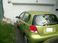 2004 Suzuki Swift Berline