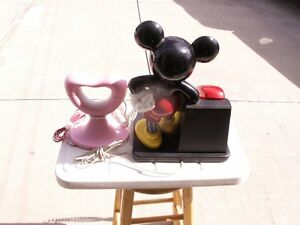 Mickey Mouse Phone Belleville Belleville Area image 3