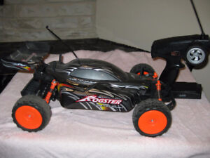 Hurricane 1:10 Rogster Radio Controlled Car