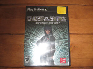 Ghost in the Shell - PS2 Québec City Québec image 1