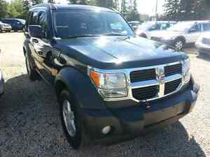 2007 Dodge Nitro. SLT. 4WD. 5 SPD Manual. V6.$5, 900.