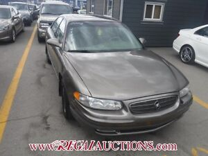 2002 BUICK REGAL LS 4D SEDAN LS