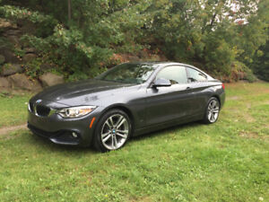 2016 BMW 428i X-Drive Coupe - FULL LOAD - Lease Transfer