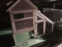 Rabbit hutch / chicken coop