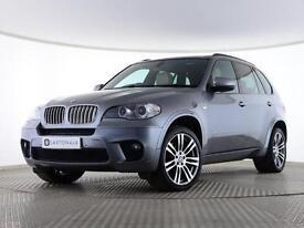 2012 BMW X5 3.0 40d M Sport xDrive 5dr (start/stop)