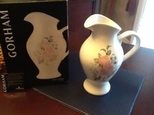 Floral pitcher-Brand New