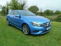 2014 Mercedes A180 BlueEfficiency 1.8D Sport Automatic £30 RFL