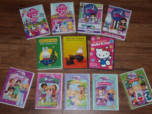 DVDS FOR GIRLS *ENGLISH ONLY*