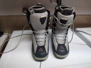 Firefly Snowboard boots - Men's Size 10, in good condition - $50