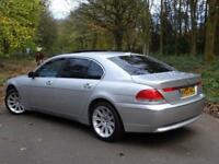 2003 03 BMW 745 4.4 Li auto..LPG LPG LPG - GAS CONVERSION !!..VERY HIGH SPEC !!
