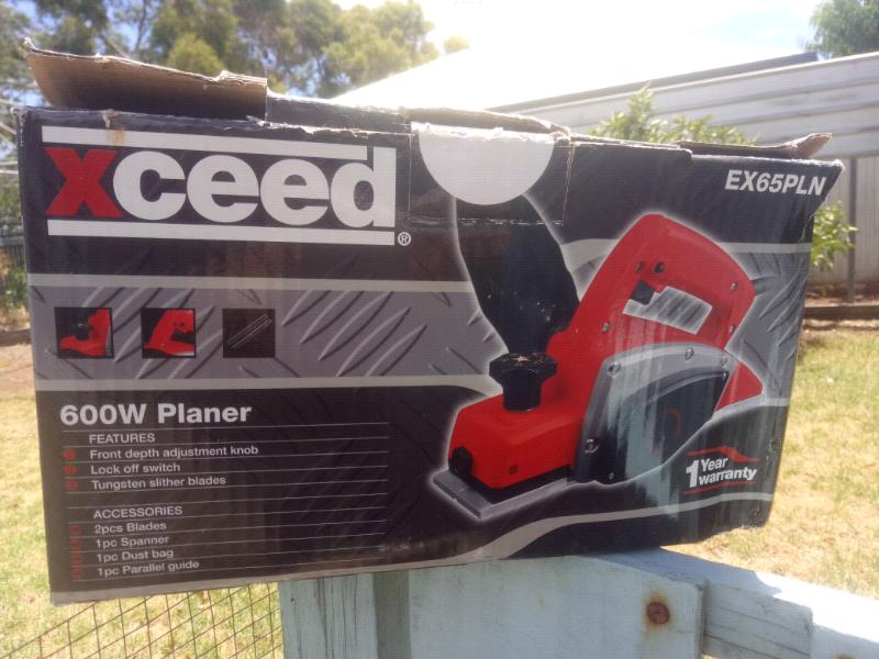 XCEED 600W PLANER   Power Tools   Gumtree Australia