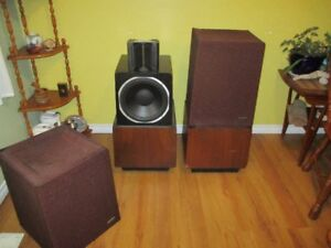 ESS amt1c speakers