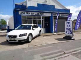 2009 Volvo C30 1.6D DRIVe S,99,000 MILES,ONLY £30 ROAD TAX,MOT TO MAY 2019