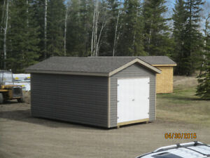 Custom buildings, basic sheds, cabins. (High Quality)