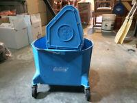Commercial Wash Bucket