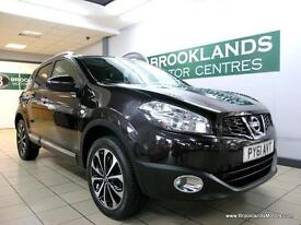 Nissan Qashqai 1.6 DCI N-TEC [4X SERVICES, SAT NAV, PANORAMIC ROOF and REVERSE C