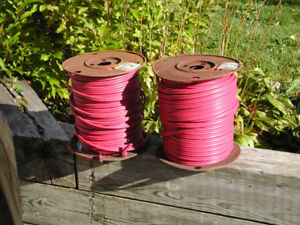 Wire 12/2. 2 Rolls. 75 meters per roll