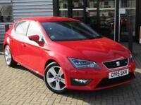 2015 SEAT LEON HATCHBACK 1.4 TSI ACT 150 FR 5dr [Technology Pack]