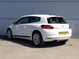 2010 VOLKSWAGEN SCIROCCO 2.0 TDI 3dr Coupe