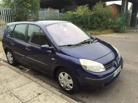 RENAULT GRAND SCENIC 7 SEATS LOW MILAGE FULL SERVICE HISTORY PORTSMOUTH