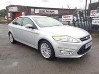 13 2013 Ford Mondeo 1.6TD 115ps s/s Zetec Business 2012 2014 5 DOOR