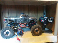 RedCat RS10 Rock Slide Crawler  Modfiied And Upgrade RTR